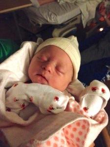 Avery newborn